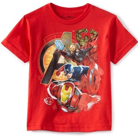 Marvel Boys 2-7 Avengers Assemble