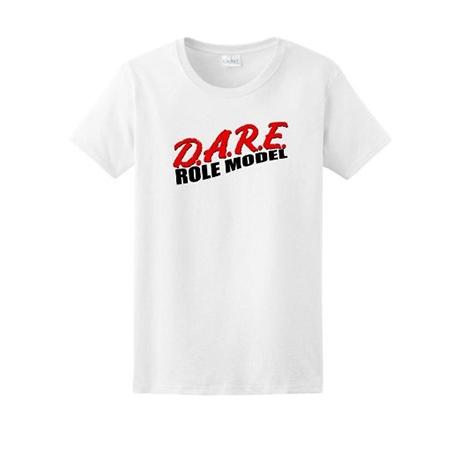 DARE Role Model Ladies T-Shirt