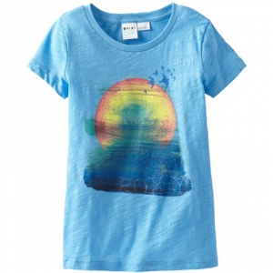 Roxy Girls 7-16 Shore Bound Tee