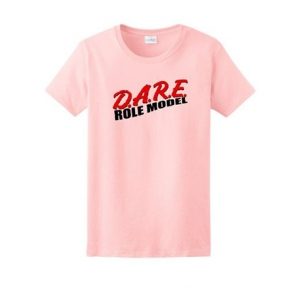 DARE Role Model Ladies T-Shirt